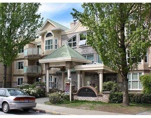 Main Photo: 116 2231 WELCHER Avenue in Port_Coquitlam: Central Pt Coquitlam Condo for sale (Port Coquitlam)  : MLS®# V770324