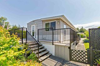 "Photo 29: 36 7610 EVANS Road in Chilliwack: Sardis West Vedder Rd Manufactured Home for sale in ""COTTONWOOD MOBILE HOME PARK"" (Sardis)  : MLS®# R2457384"