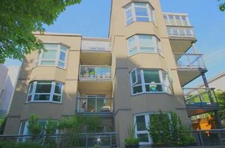 """Photo 1: 402 1835 BARCLAY Street in Vancouver: West End VW Condo for sale in """"Parkside place"""" (Vancouver West)  : MLS®# R2163403"""
