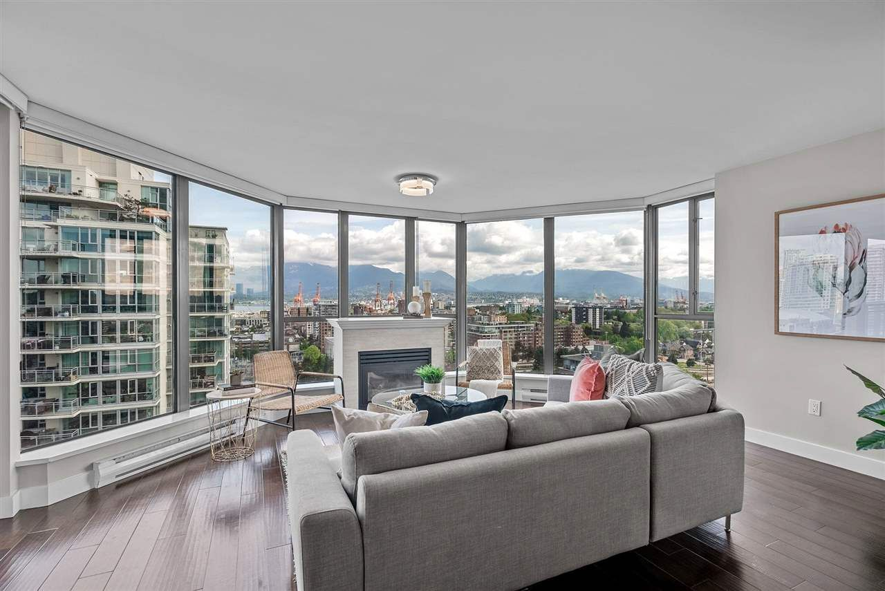 Main Photo: 1904 1088 QUEBEC STREET in Vancouver: Downtown VE Condo for sale (Vancouver East)  : MLS®# R2579776