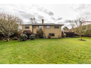 Photo 19: 1891 Hillcrest Ave in VICTORIA: SE Gordon Head House for sale (Saanich East)  : MLS®# 753253