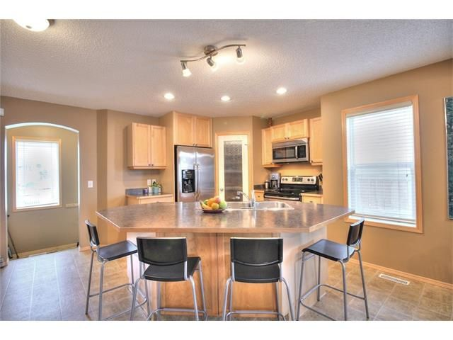Photo 9: Photos: 304 EVERSYDE Circle SW in Calgary: Evergreen House for sale : MLS®# C4035934