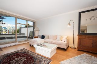 Photo 3: 311 1515 W 2ND Avenue in Vancouver: False Creek Condo for sale (Vancouver West)  : MLS®# R2625245