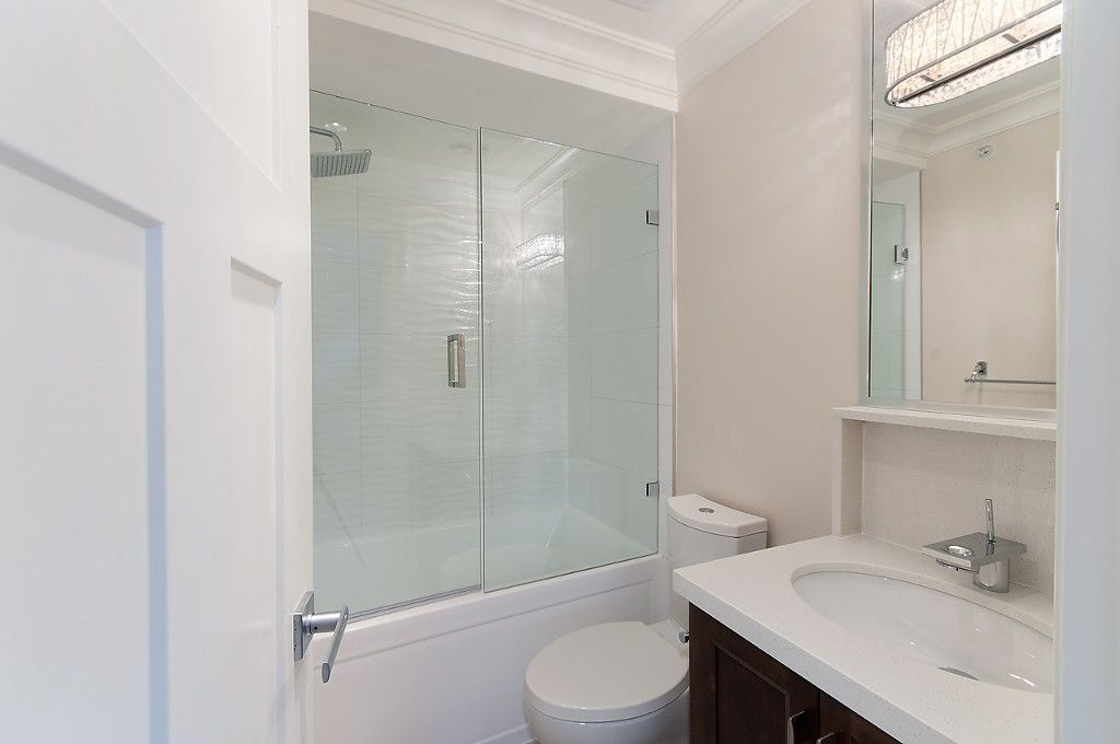 """Photo 17: Photos: 2455 W 7TH Avenue in Vancouver: Kitsilano 1/2 Duplex for sale in """"The Ghalley"""" (Vancouver West)  : MLS®# R2036781"""