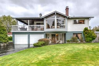 Photo 1: 3325 CARDINAL Drive in Burnaby: Government Road House for sale (Burnaby North)  : MLS®# R2157428
