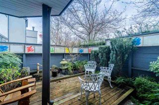 """Photo 26: 2341 BIRCH Street in Vancouver: Fairview VW Townhouse for sale in """"FAIRVIEW VILLAGE"""" (Vancouver West)  : MLS®# R2556411"""