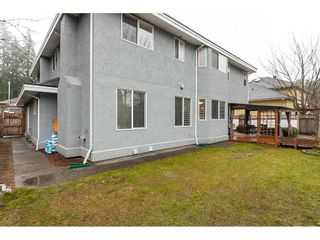 "Photo 20: 20825 43 Avenue in Langley: Brookswood Langley House for sale in ""Cedar Ridge"" : MLS®# R2423008"