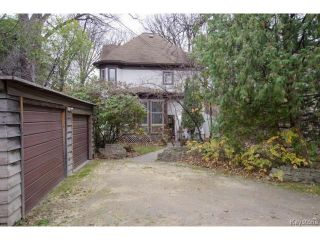 Photo 20: 97 Kingsway in WINNIPEG: River Heights / Tuxedo / Linden Woods Residential for sale (South Winnipeg)  : MLS®# 1426586