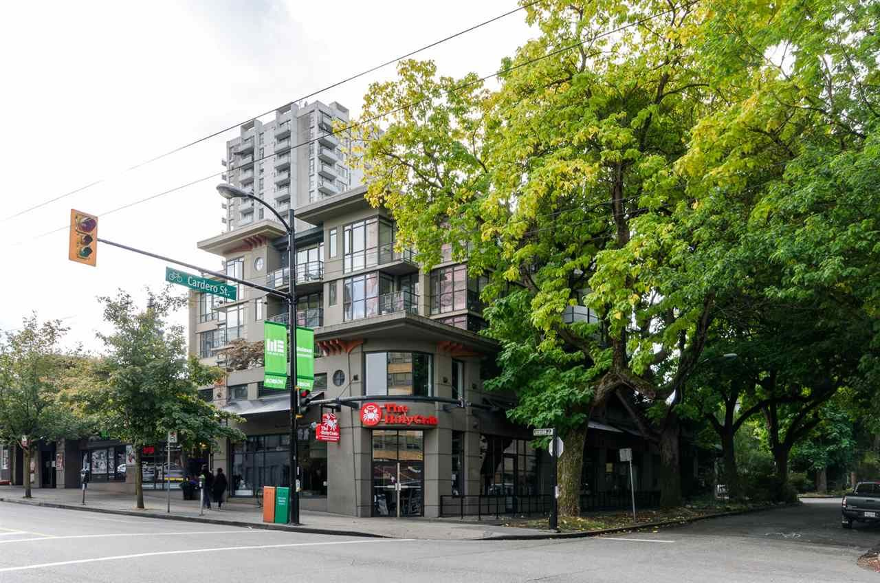 Main Photo: 508 828 CARDERO Street in VANCOUVER: West End VW Condo for sale (Vancouver West)  : MLS®# R2211159