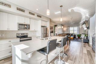 Photo 12: 196 Creekstone Square SW in Calgary: C-168 Semi Detached for sale : MLS®# A1144599