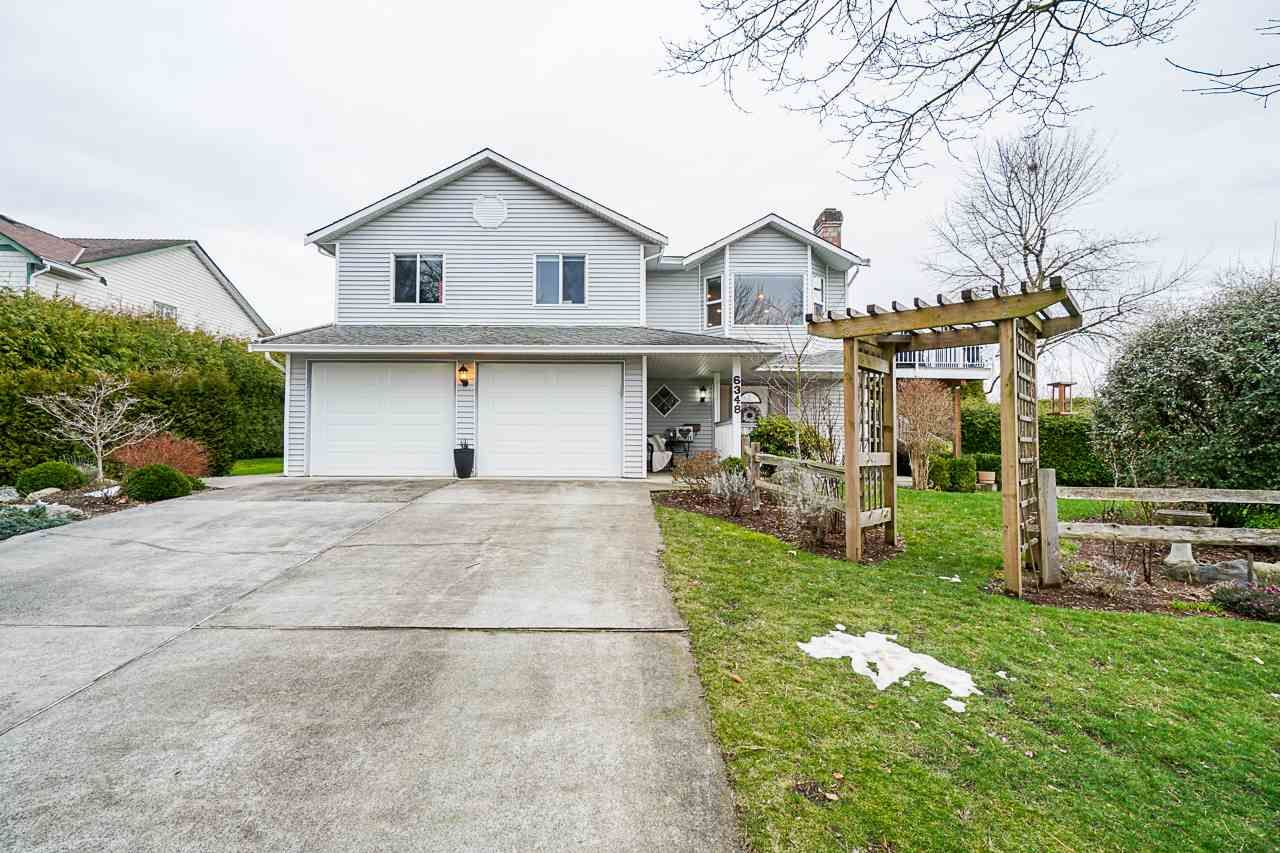 Main Photo: 6348 183A Street in Surrey: Cloverdale BC House for sale (Cloverdale)  : MLS®# R2541844