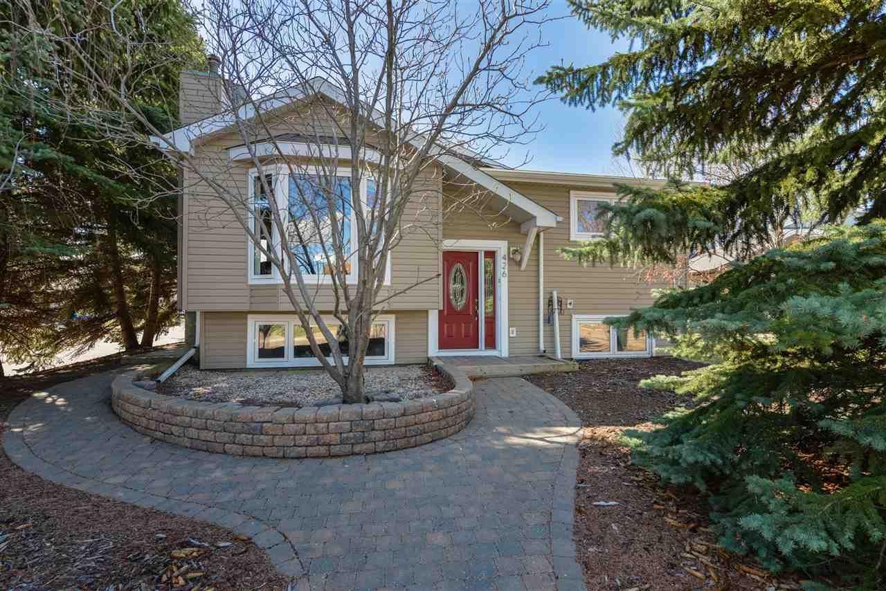 Main Photo: 426 ST. ANDREWS Place: Stony Plain House for sale : MLS®# E4234207