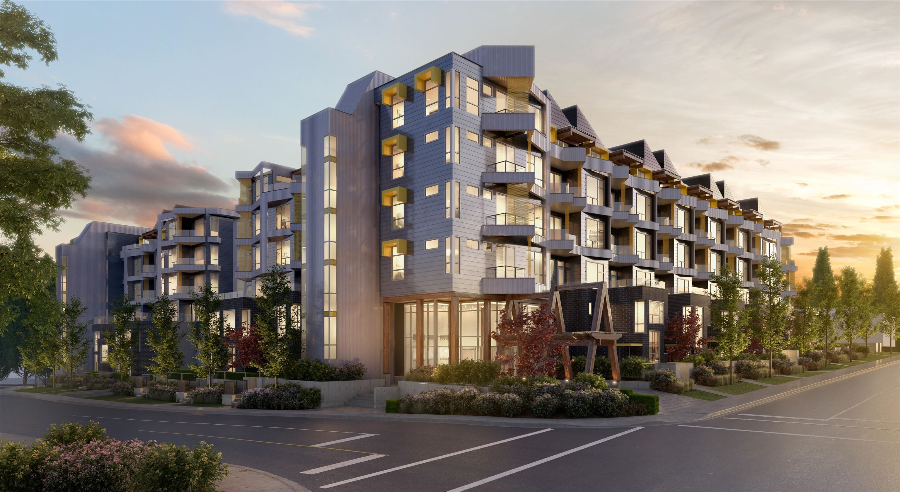 """Main Photo: 605 32838 LANDEAU Place in Abbotsford: Central Abbotsford Condo for sale in """"Court"""" : MLS®# R2625386"""