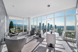 """Photo 2: 4010 1788 GILMORE Avenue in Burnaby: Brentwood Park Condo for sale in """"ESCALA"""" (Burnaby North)  : MLS®# R2615776"""