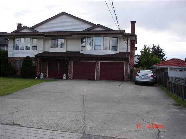 Main Photo: 8091 No 4 RD in Richmond: House for sale : MLS®# V839359