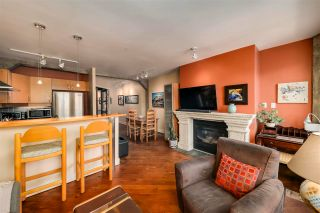 """Photo 4: 406 1216 HOMER Street in Vancouver: Yaletown Condo for sale in """"The Murchies Building"""" (Vancouver West)  : MLS®# R2575743"""