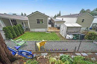 """Photo 17: 72 11847 PINYON Drive in Pitt Meadows: Central Meadows Manufactured Home for sale in """"Meadow Highlands Co-op"""" : MLS®# R2420796"""