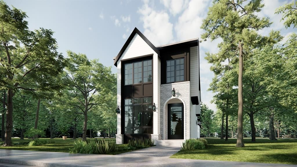 Main Photo: 2628 4 Avenue NW in Calgary: West Hillhurst Detached for sale : MLS®# A1056271