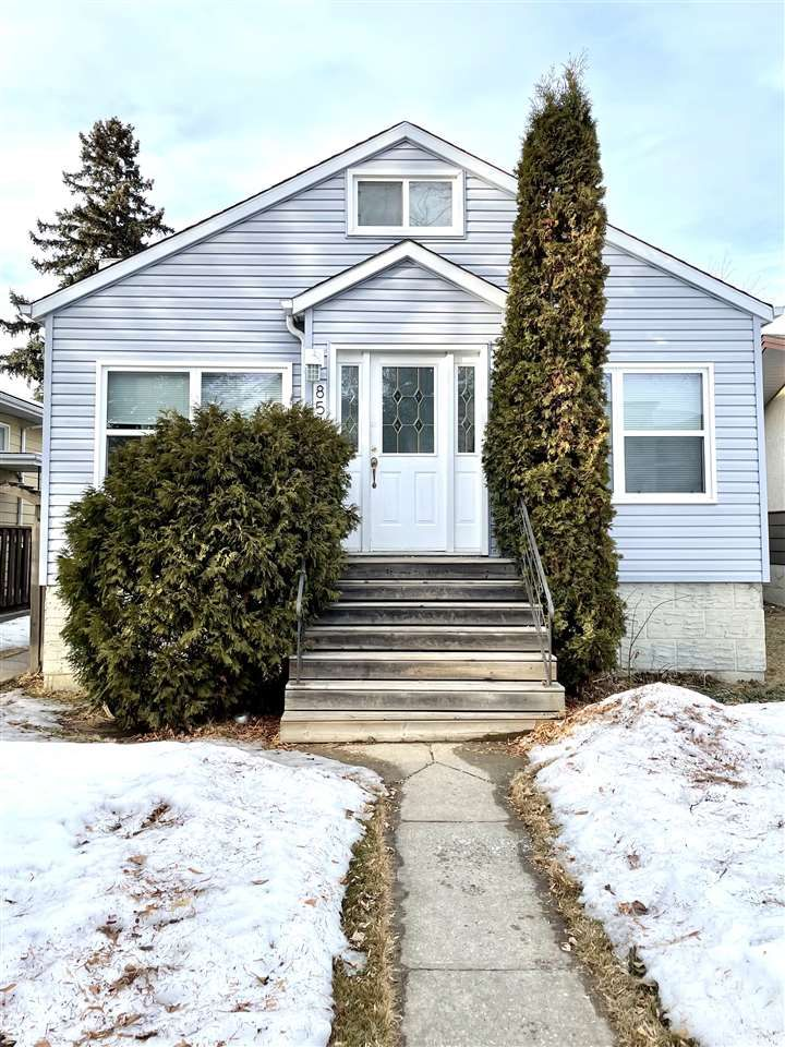 Main Photo: 8542 83 Avenue in Edmonton: Zone 18 House for sale : MLS®# E4241797