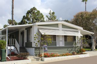 Photo 1: CARLSBAD SOUTH Manufactured Home for sale : 2 bedrooms : 7232 San Bartolo #207 in Carlsbad