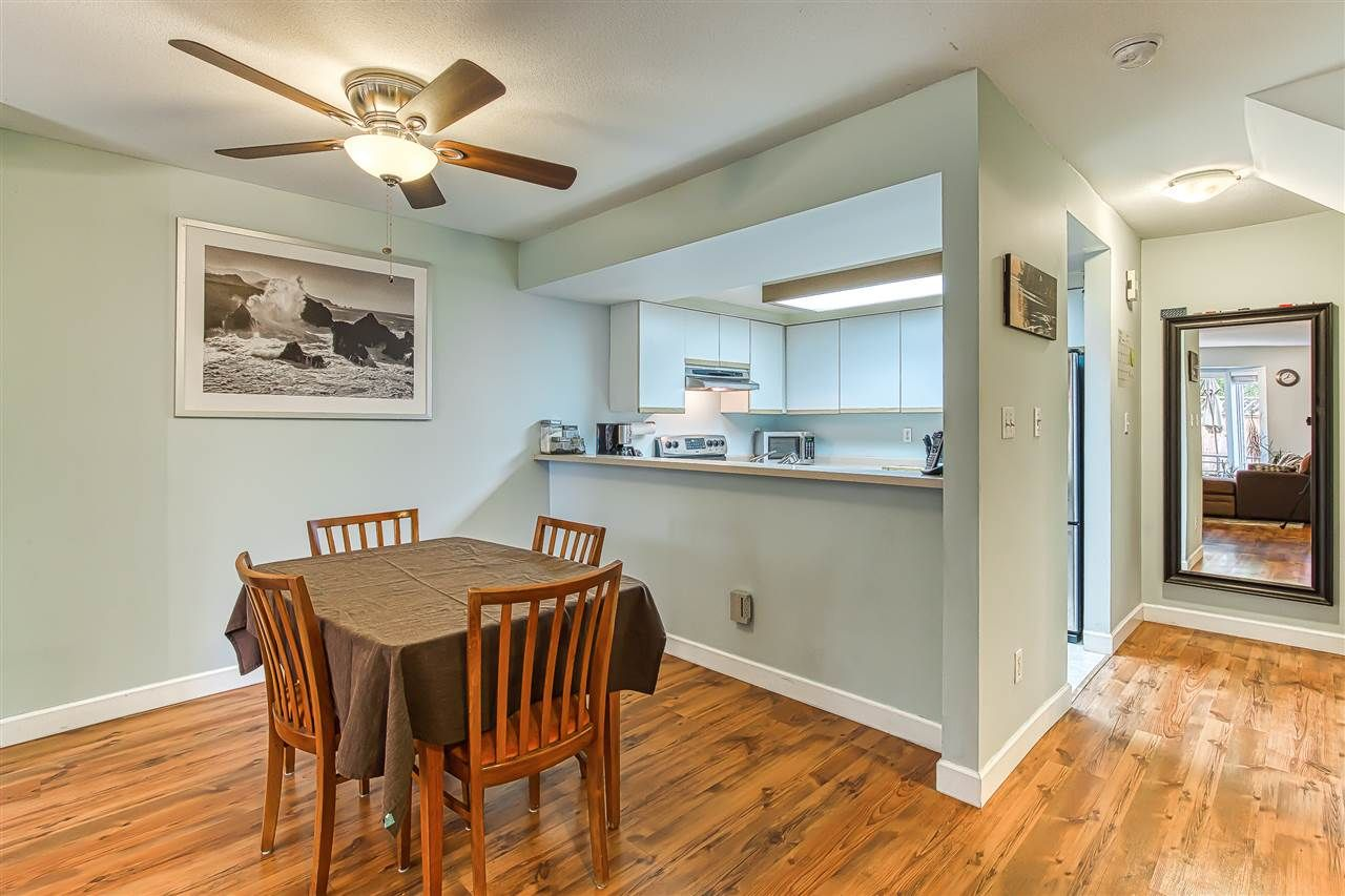 """Photo 10: Photos: 6 1215 BRUNETTE Avenue in Coquitlam: Maillardville Townhouse for sale in """"Place Fountaine Bleu"""" : MLS®# R2407958"""