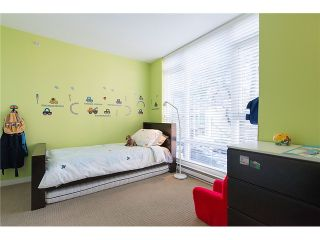 """Photo 9: 1628 W 7TH Avenue in Vancouver: Fairview VW Townhouse for sale in """"Virtu"""" (Vancouver West)  : MLS®# V1067776"""