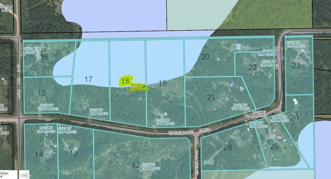 Main Photo: 26417 TWP RD 512: Rural Parkland County Rural Land/Vacant Lot for sale : MLS®# E4231473