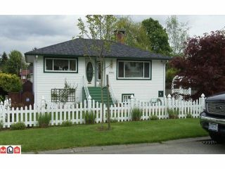 Main Photo: 10964 144A Street in Surrey: Bolivar Heights House for sale (North Surrey)  : MLS®# F1013230