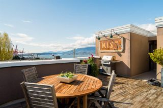 Photo 14: PH1 2245 ETON STREET in Vancouver: Hastings Condo for sale (Vancouver East)  : MLS®# R2161942