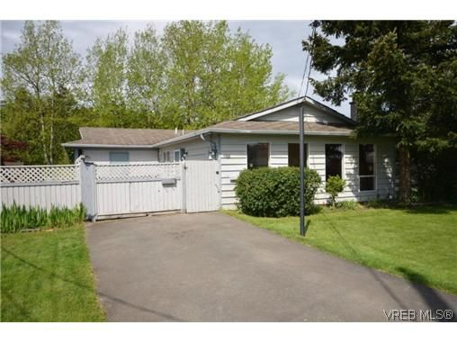 Main Photo: 9606 Epco Dr in SIDNEY: Si Sidney South-West House for sale (Sidney)  : MLS®# 611981