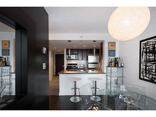 """Photo 8: 1503 58 KEEFER Place in Vancouver: Downtown VW Condo for sale in """"Firenze 1"""" (Vancouver West)  : MLS®# V1071192"""
