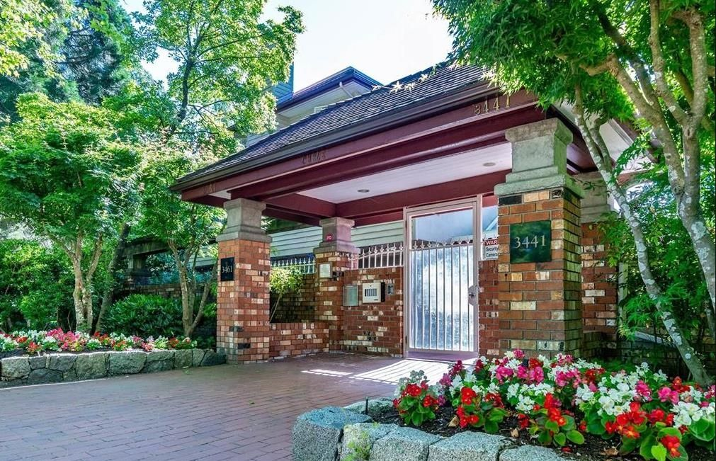 Main Photo: 303 3441 CURLE Avenue in Burnaby: Burnaby Hospital Condo for sale (Burnaby South)  : MLS®# R2614122