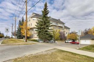 Main Photo: 103 6650 Old Banff Coach Road SW in Calgary: Patterson Apartment for sale : MLS®# A1087192