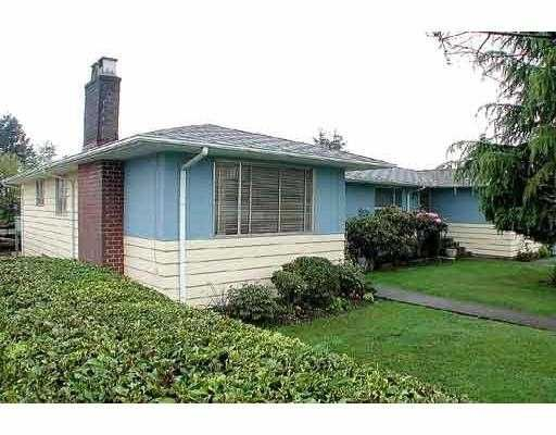 Main Photo: 5130 - 5132 RUMBLE ST in Burnaby: South Slope Duplex for sale (Burnaby South)  : MLS®# V544540