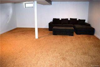 Photo 16: 106 Tamarac Bay in Winnipeg: Southdale Residential for sale (2H)  : MLS®# 1808868