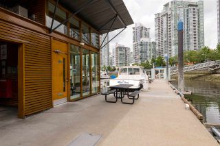 """Photo 6: 100 1088 MARINASIDE Crescent in Vancouver: Yaletown Land for sale in """"FALSE CREEK HARBOUR"""" (Vancouver West)  : MLS®# R2271066"""