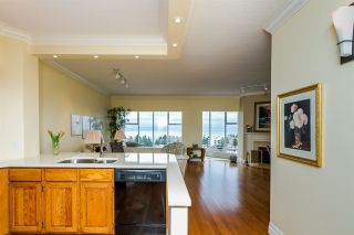 """Photo 6: 613 1442 FOSTER Street: White Rock Condo for sale in """"WHITEROCK SQUARE II TOWER III"""" (South Surrey White Rock)  : MLS®# R2118630"""