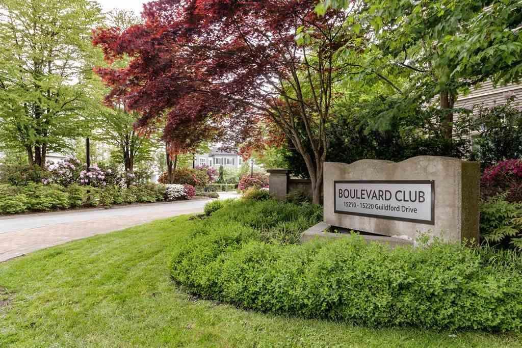 "Photo 2: Photos: 405 15220 GUILDFORD Drive in Surrey: Guildford Condo for sale in ""BOULEVARD CLUB"" (North Surrey)  : MLS®# R2530225"