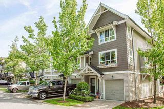 """Photo 2: 61 6747 203 Street in Langley: Willoughby Heights Townhouse for sale in """"SAGEBROOK"""" : MLS®# R2454928"""