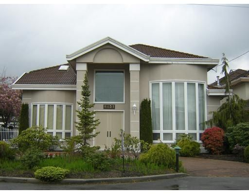 Main Photo: 6451 WOODWARDS RD in Richmond: 50 Woodwards House for sale : MLS®# V587237