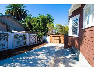 Photo 19: NORTH PARK House for sale : 2 bedrooms : 2639 University Avenue in San Diego
