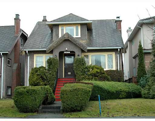 Main Photo: 66 W 23RD AV in : Cambie House for sale : MLS®# V753968