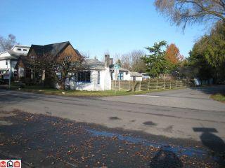 "Photo 1: 12261 SULLIVAN Street in Surrey: Crescent Bch Ocean Pk. House for sale in ""CRESCENT BEACH"" (South Surrey White Rock)  : MLS®# F1129312"
