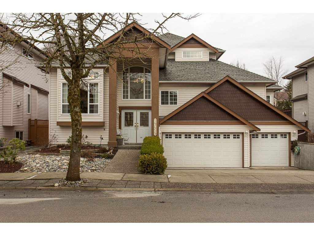 """Main Photo: 19659 JOYNER Place in Pitt Meadows: South Meadows House for sale in """"EMERALD MEADOWS"""" : MLS®# R2134987"""
