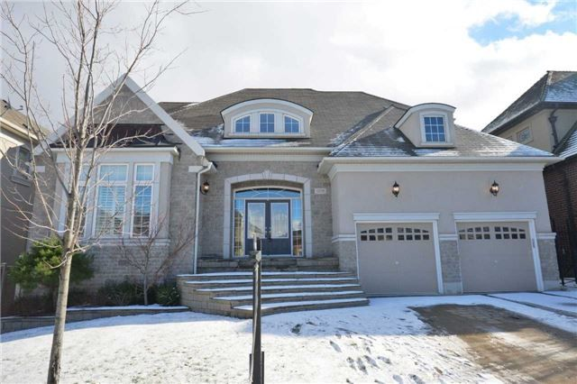 Main Photo: 1208 Milna Dr in Oakville: Iroquois Ridge North Freehold for sale : MLS®# W3698217