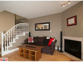 "Photo 3: 15 9540 PRINCE CHARLES Way in Surrey: Queen Mary Park Surrey Townhouse for sale in ""Cedar Hills"" : MLS®# F1024039"