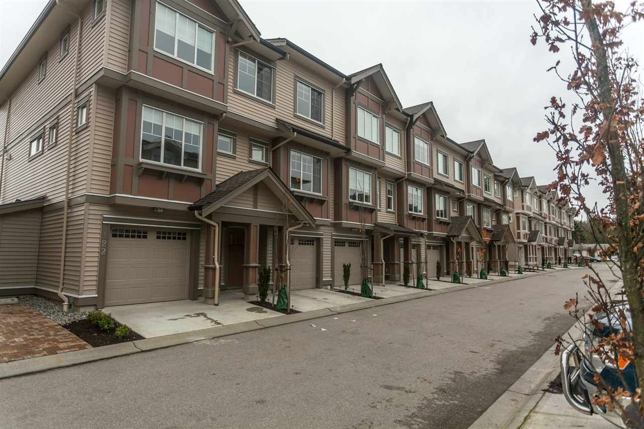 """Photo 17: Photos: 123 10151 240 Street in Maple Ridge: Albion Townhouse for sale in """"ALBION STATION"""" : MLS®# R2124549"""