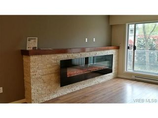 Photo 1: 109 10459 Resthaven Dr in SIDNEY: Si Sidney North-East Condo for sale (Sidney)  : MLS®# 697358