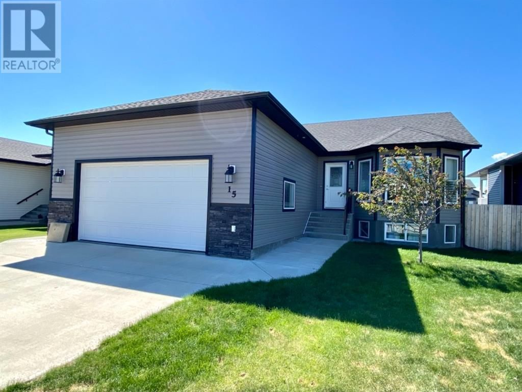 Main Photo: 15 Abraham Drive in Whitecourt: House for sale : MLS®# A1092284