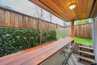 "Photo 19: 103 570 E 8TH Avenue in Vancouver: Mount Pleasant VE Condo for sale in ""The Carolinas"" (Vancouver East)  : MLS®# R2544237"